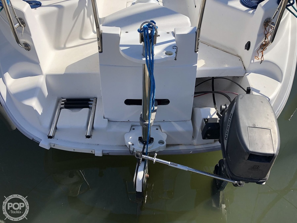 1999 Hunter boat for sale, model of the boat is 260 & Image # 21 of 40