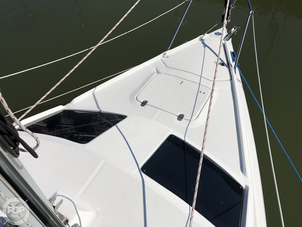 1999 Hunter boat for sale, model of the boat is 260 & Image # 33 of 40