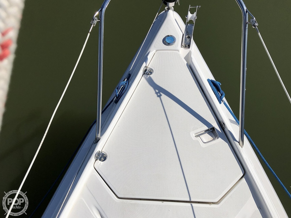 1999 Hunter boat for sale, model of the boat is 260 & Image # 35 of 40