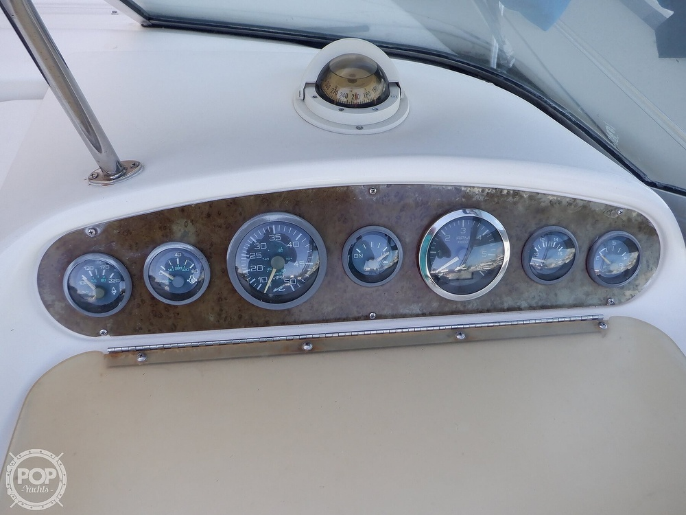 1995 Sea Ray boat for sale, model of the boat is 250 Sundancer & Image # 8 of 40