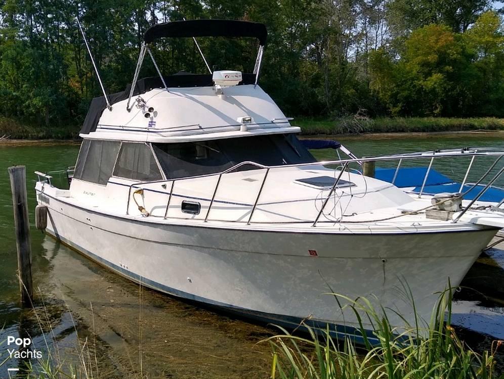 1983 Bayliner boat for sale, model of the boat is 3270 Explorer & Image # 4 of 40
