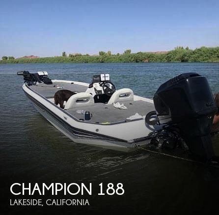 Used Champion Boats For Sale by owner | 1999 Champion 188