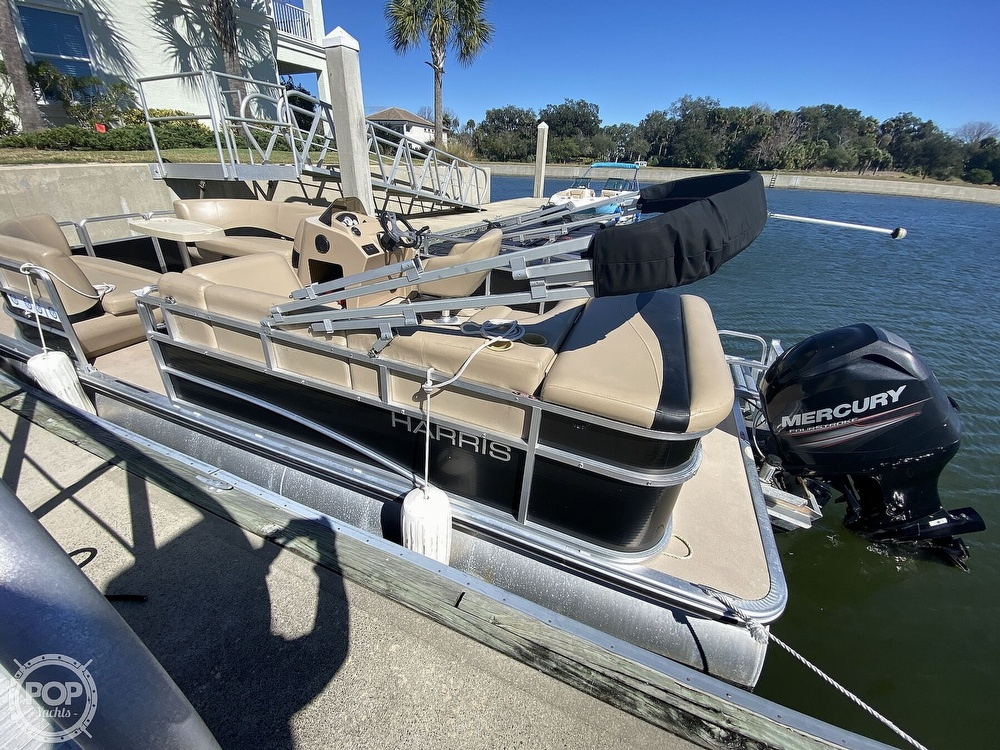 2015 Harris boat for sale, model of the boat is Omni 200 & Image # 8 of 40