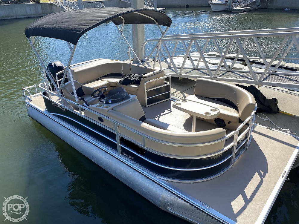 2015 Harris boat for sale, model of the boat is Omni 200 & Image # 6 of 40
