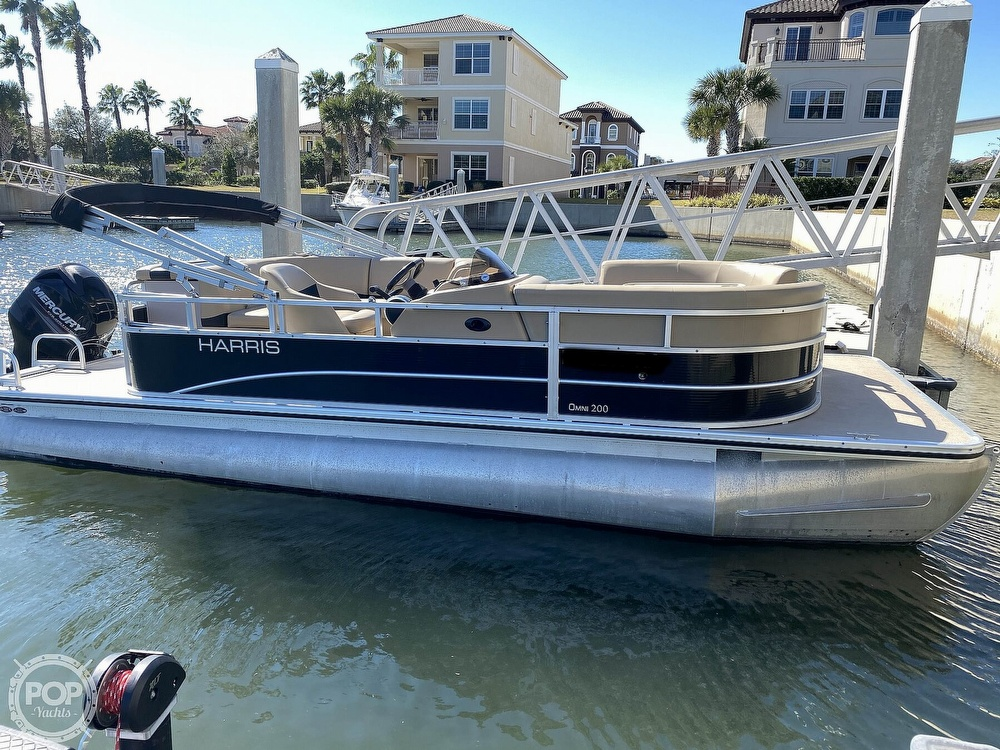 2015 Harris boat for sale, model of the boat is Omni 200 & Image # 4 of 40