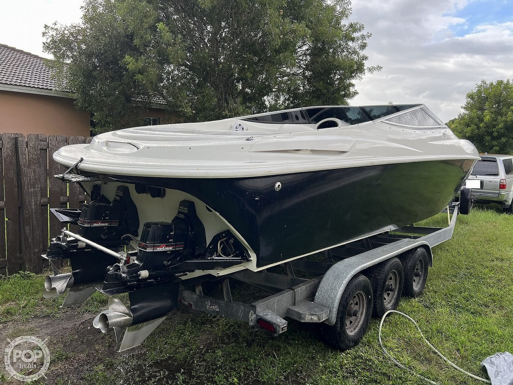 1997 Baja boat for sale, model of the boat is 302 Boss & Image # 5 of 40