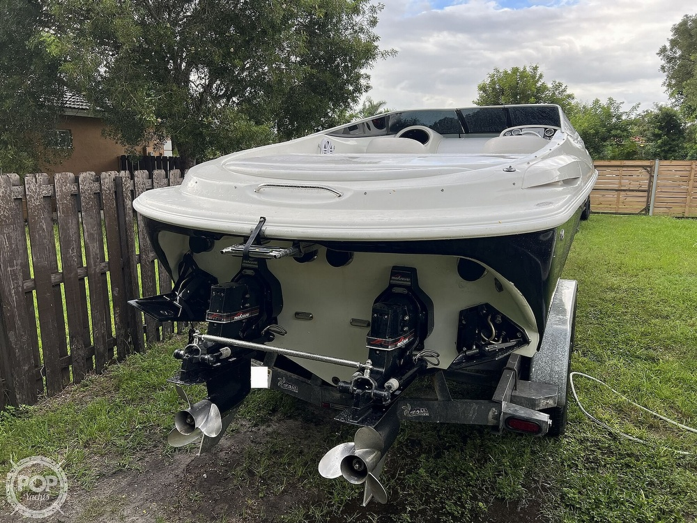 1997 Baja boat for sale, model of the boat is 302 Boss & Image # 6 of 40
