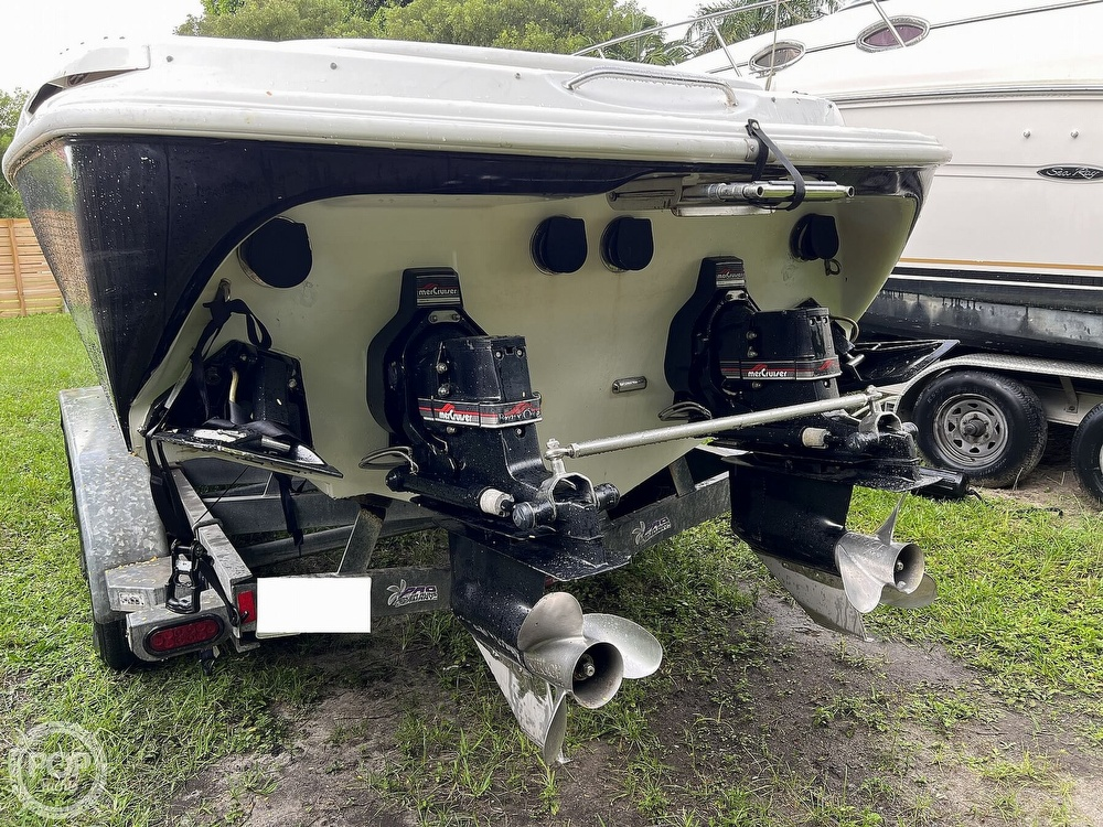1997 Baja boat for sale, model of the boat is 302 Boss & Image # 15 of 40
