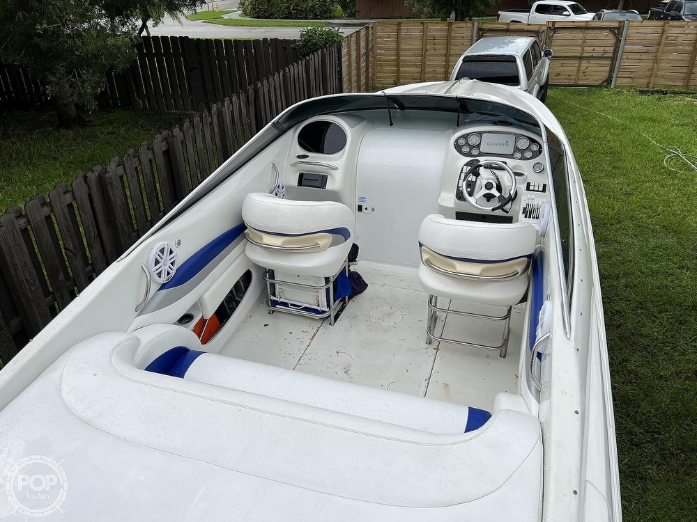 1997 Baja boat for sale, model of the boat is 302 Boss & Image # 24 of 40