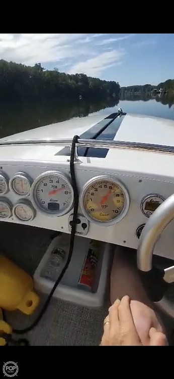 2019 Donzi boat for sale, model of the boat is 18 Classic & Image # 32 of 40