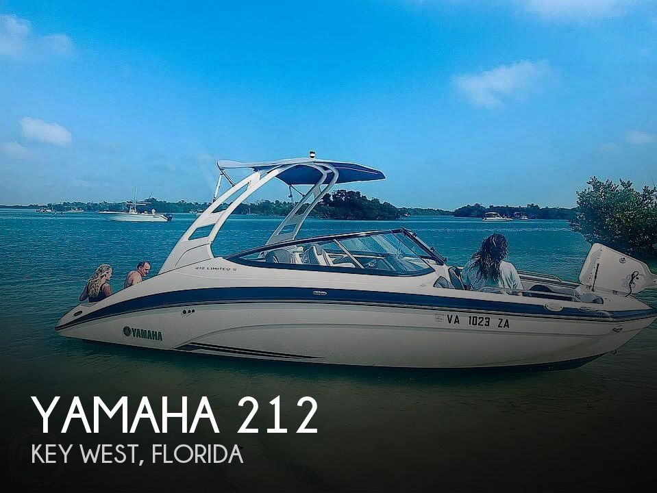 Used Yamaha Ski Boats For Sale by owner | 2019 Yamaha 212 Limited S