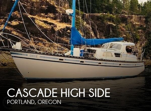Used Cascade Boats For Sale by owner | 1974 42 foot Cascade High Side