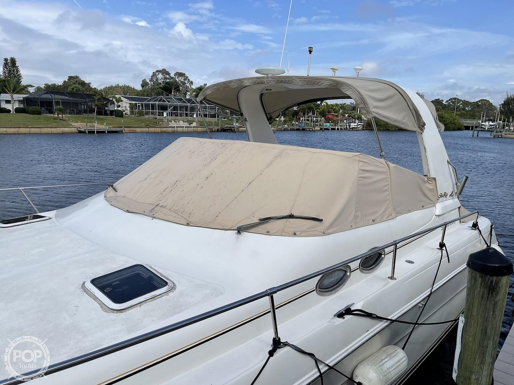 2000 Sea Ray boat for sale, model of the boat is 310 Sundancer & Image # 4 of 40
