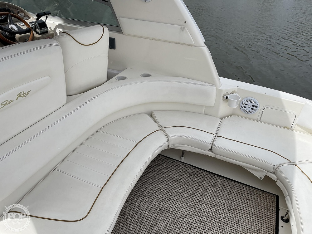 2000 Sea Ray boat for sale, model of the boat is 310 Sundancer & Image # 16 of 40