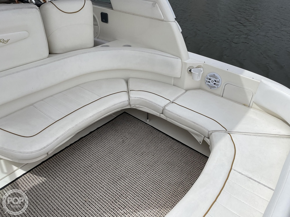 2000 Sea Ray boat for sale, model of the boat is 310 Sundancer & Image # 18 of 40
