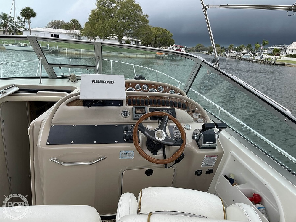 2000 Sea Ray boat for sale, model of the boat is 310 Sundancer & Image # 11 of 40