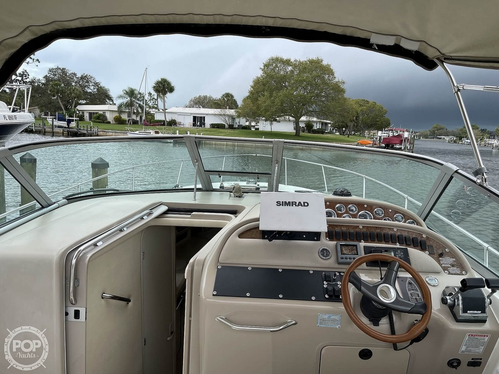 2000 Sea Ray boat for sale, model of the boat is 310 Sundancer & Image # 12 of 40