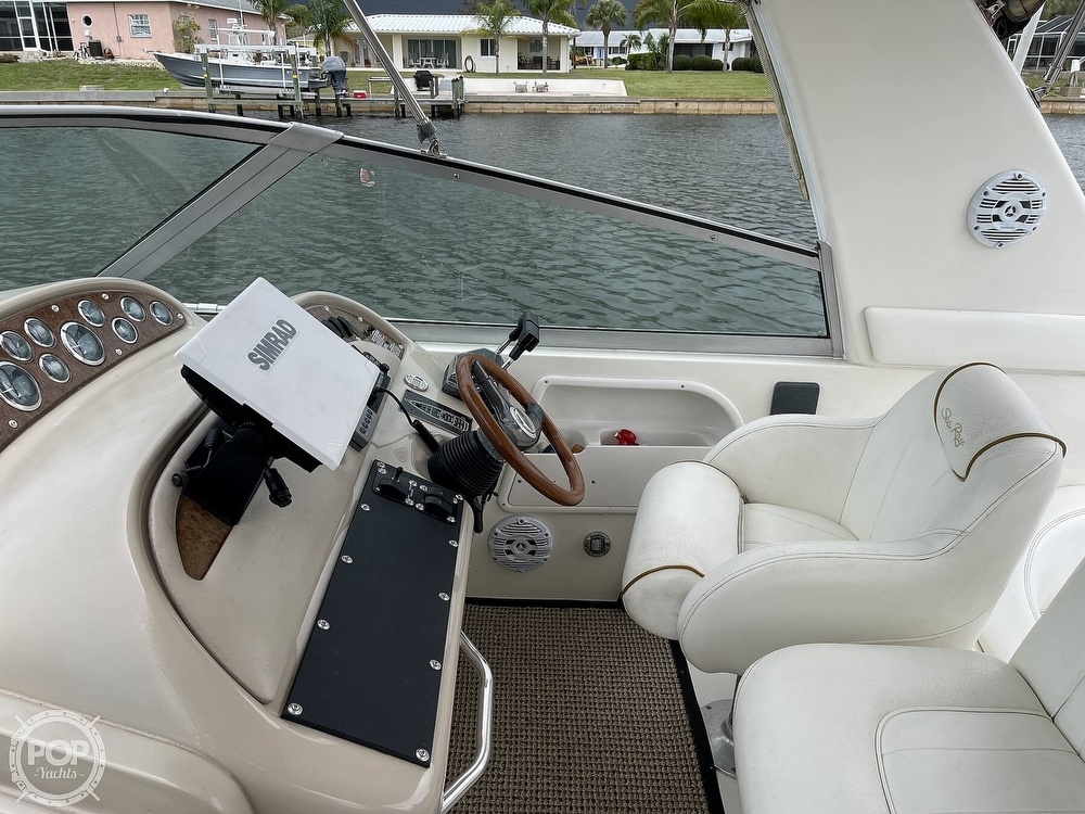 2000 Sea Ray boat for sale, model of the boat is 310 Sundancer & Image # 14 of 40