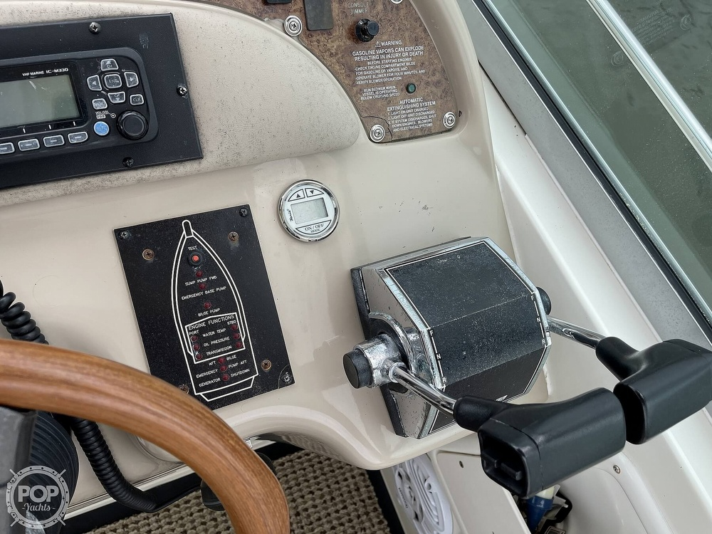 2000 Sea Ray boat for sale, model of the boat is 310 Sundancer & Image # 29 of 40