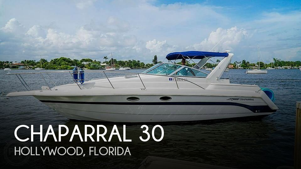 Used Chaparral 31 Boats For Sale by owner | 1992 Chaparral 310