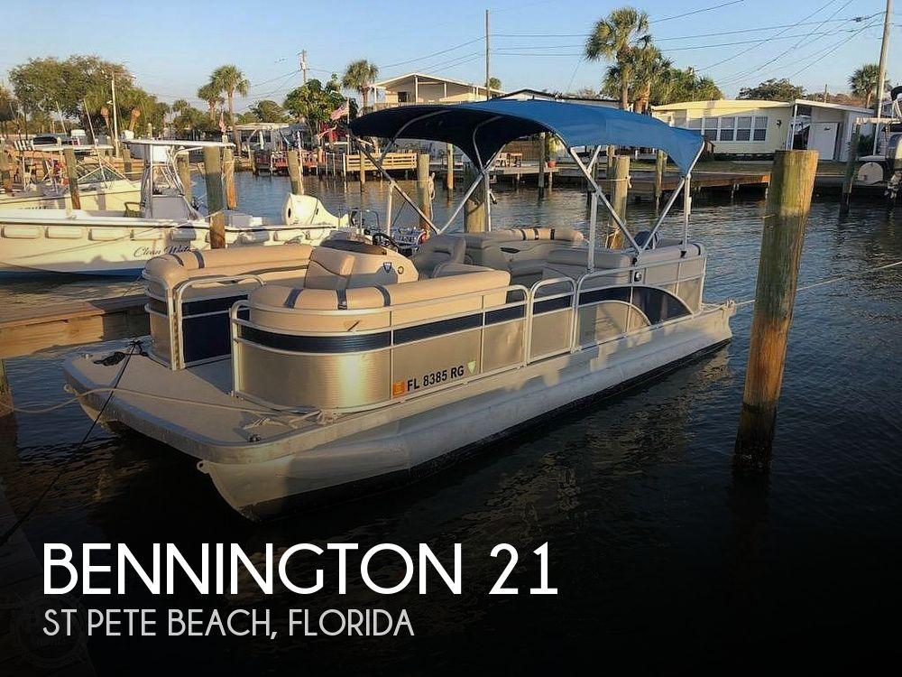 Used Bennington Boats For Sale in Florida by owner | 2017 Bennington 21