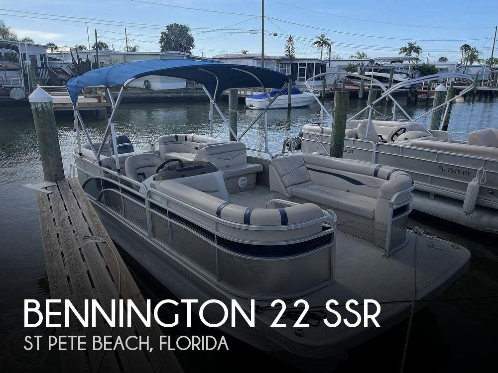 2017 BENNINGTON 21 SL for sale