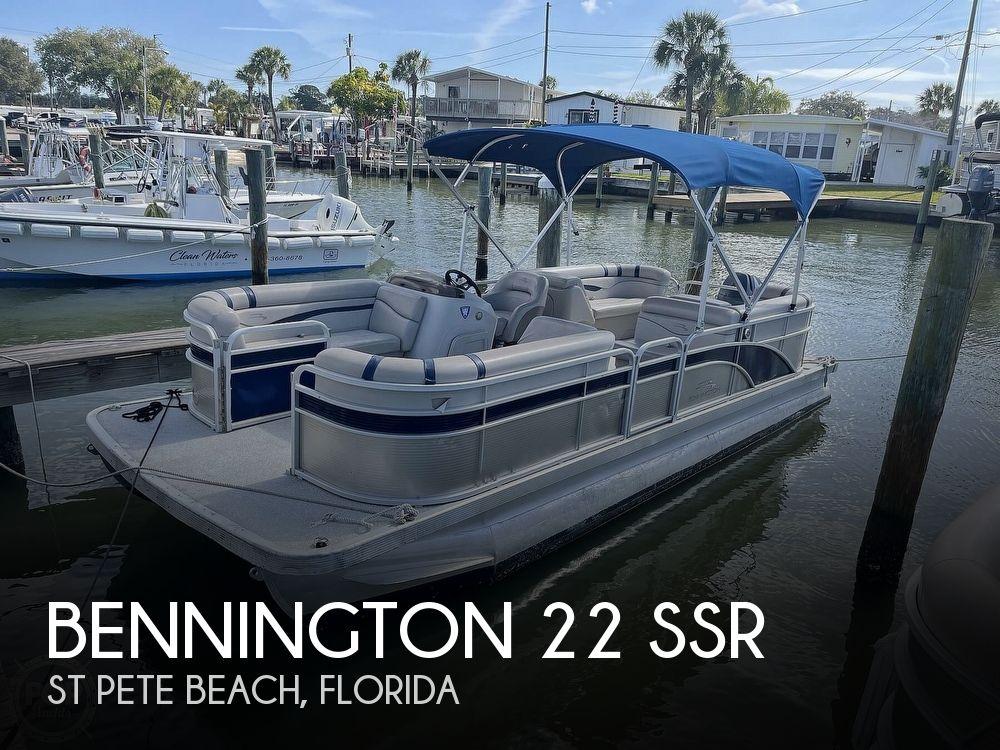2017 BENNINGTON 22 SSR for sale