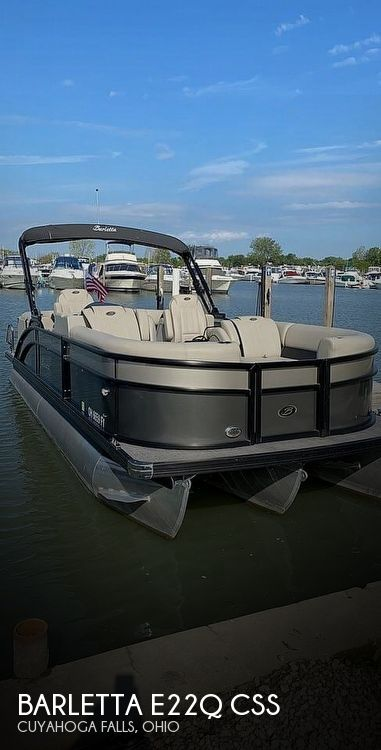 Used Boats For Sale in Cleveland, Ohio by owner | 2020 Barletta E22QCSS