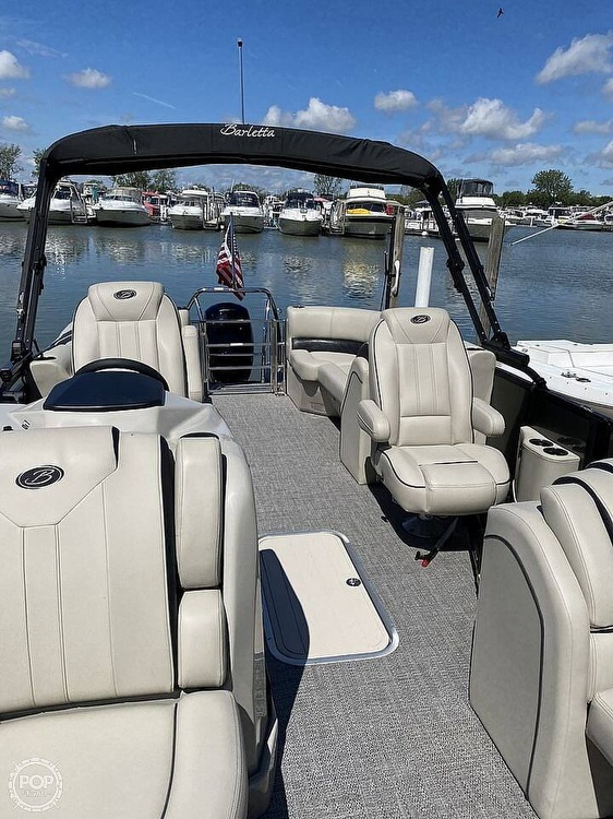 2020 Barletta boat for sale, model of the boat is E22Q CSS & Image # 2 of 40