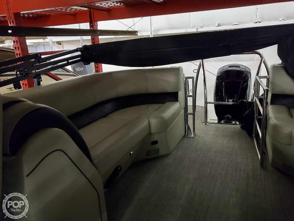 2020 Barletta boat for sale, model of the boat is E22Q CSS & Image # 16 of 40