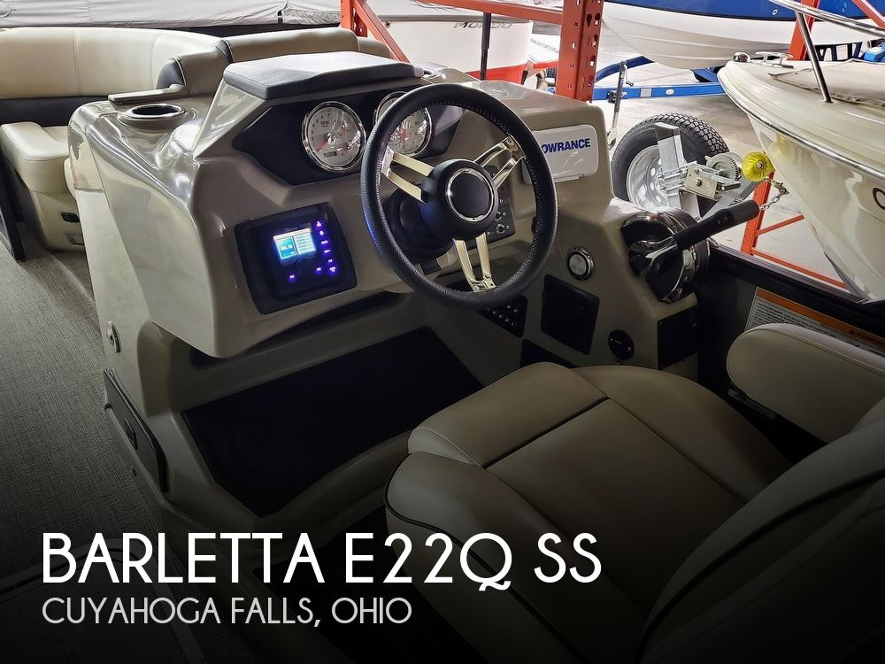 2020 BARLETTA E22Q SS for sale
