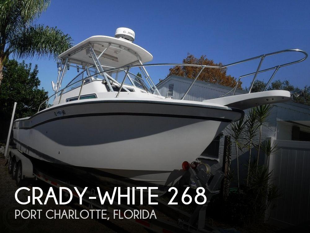 Used Grady-White 26 Islander Boats For Sale in Florida by owner | 1995 Grady-White 26 Islander