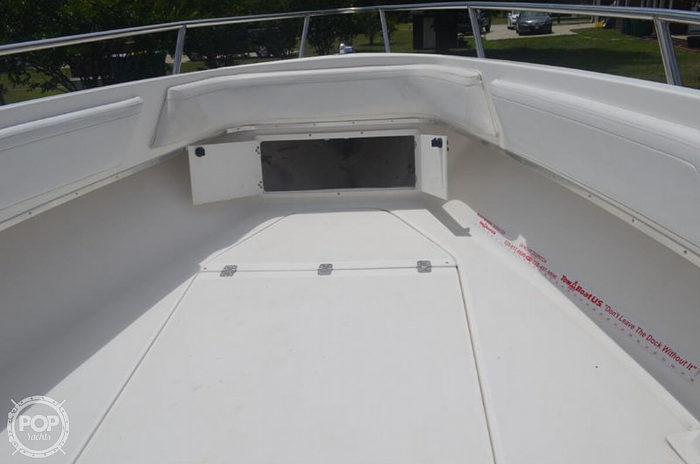 2002 Fountain boat for sale, model of the boat is 23FX & Image # 14 of 40