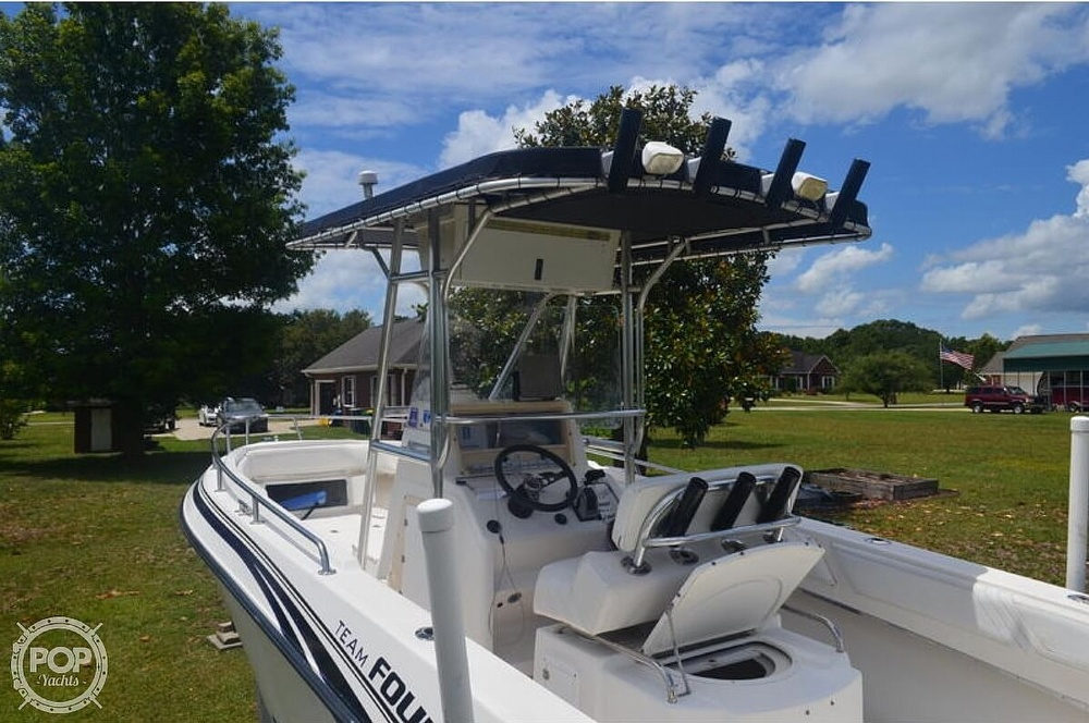 2002 Fountain boat for sale, model of the boat is 23FX & Image # 2 of 40