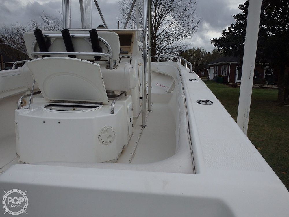 2002 Fountain boat for sale, model of the boat is 23FX & Image # 20 of 40