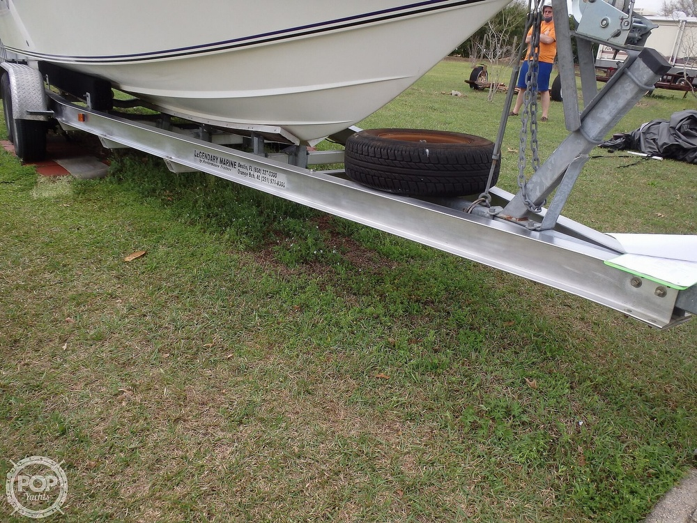 2002 Fountain boat for sale, model of the boat is 23FX & Image # 25 of 40