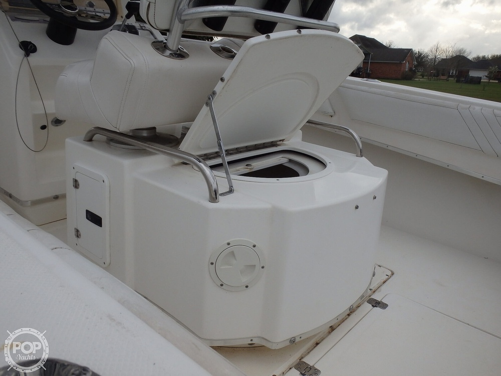 2002 Fountain boat for sale, model of the boat is 23FX & Image # 39 of 40