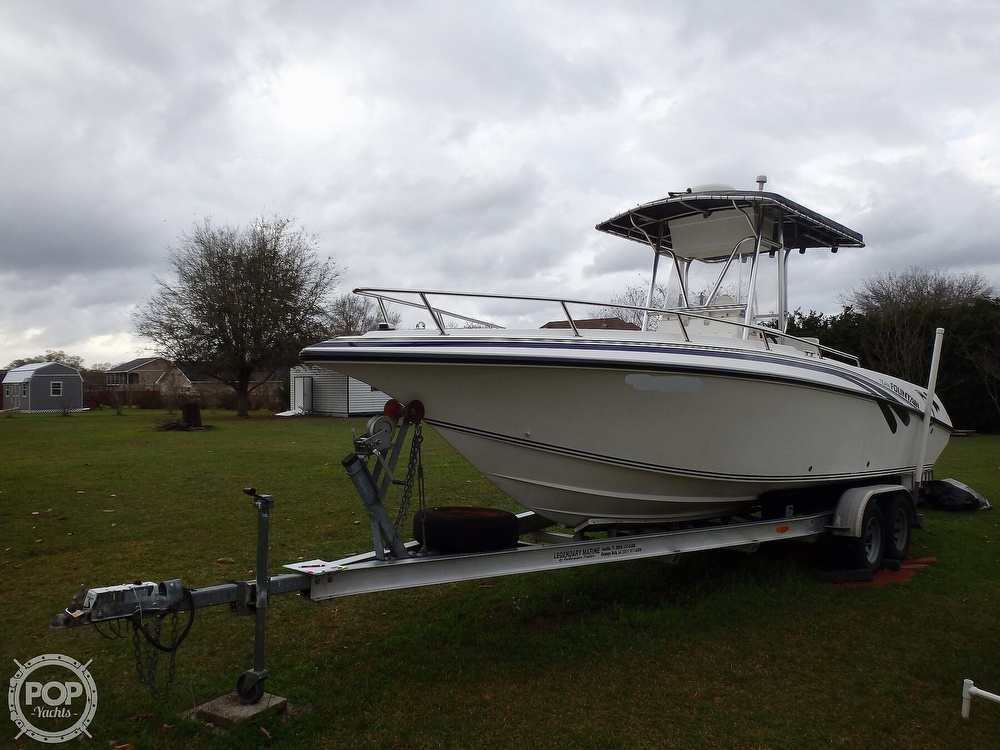 2002 Fountain boat for sale, model of the boat is 23FX & Image # 5 of 40