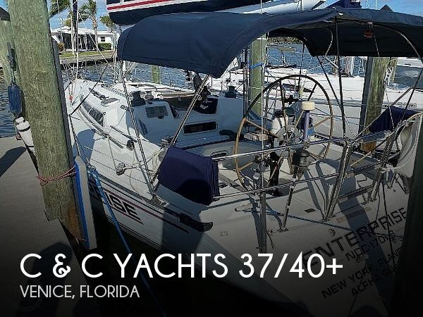 Used Sailboats For Sale in Cape Coral, Florida by owner | 1990 C&C Yachts C&C 37/40