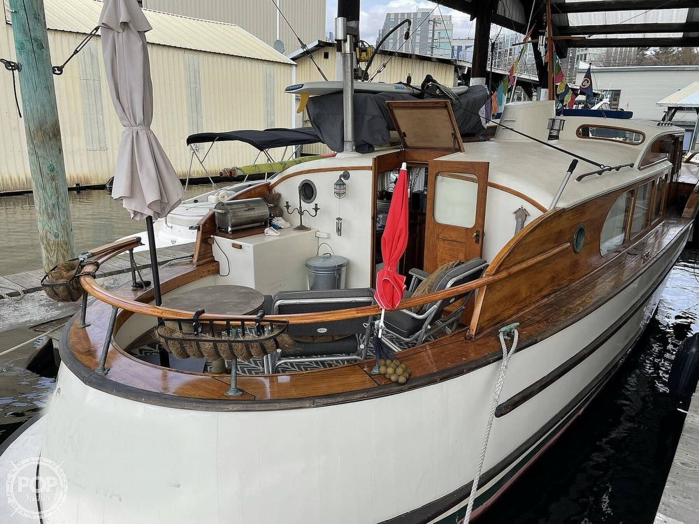 1950 Ed Monk boat for sale, model of the boat is 47 & Image # 26 of 40