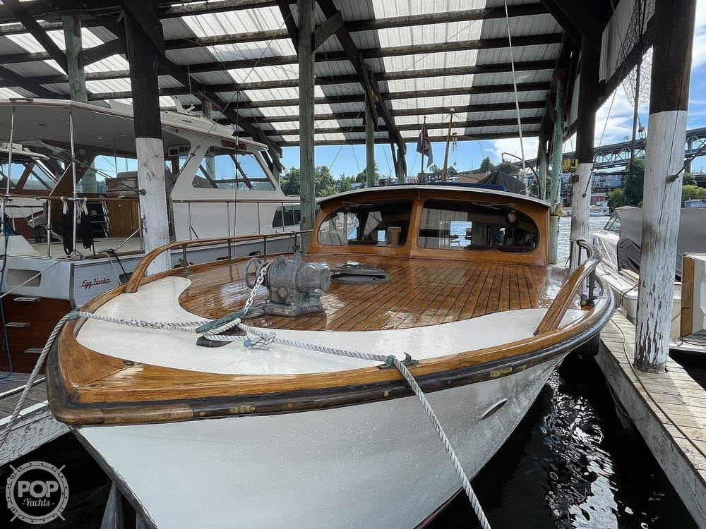 1950 Ed Monk boat for sale, model of the boat is 47 & Image # 15 of 40