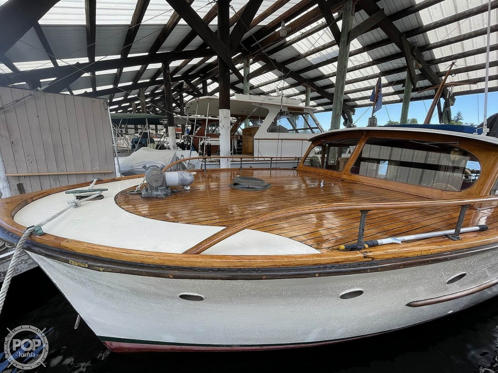 1950 Ed Monk boat for sale, model of the boat is 47 & Image # 5 of 40