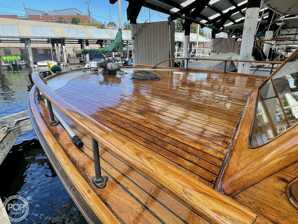 1950 Ed Monk boat for sale, model of the boat is 47 & Image # 16 of 40
