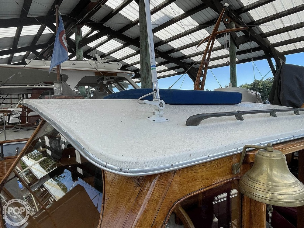 1950 Ed Monk boat for sale, model of the boat is 47 & Image # 17 of 40