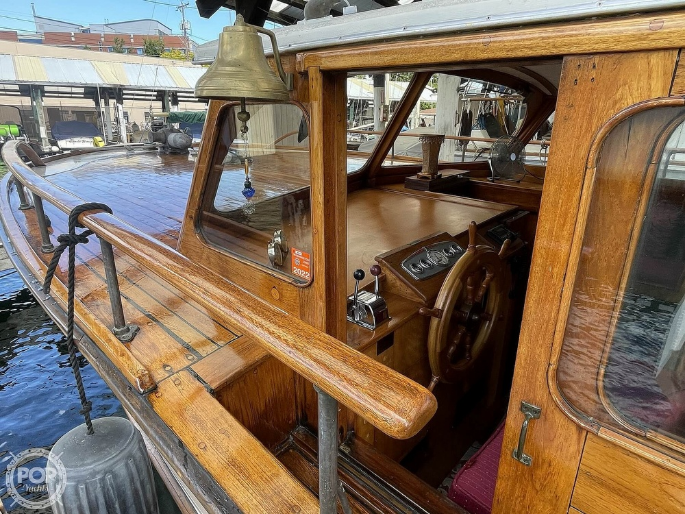 1950 Ed Monk boat for sale, model of the boat is 47 & Image # 19 of 40