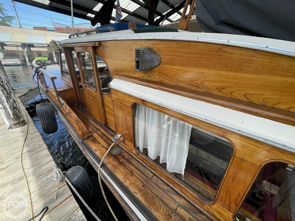 1950 Ed Monk boat for sale, model of the boat is 47 & Image # 20 of 40