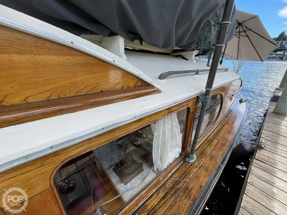 1950 Ed Monk boat for sale, model of the boat is 47 & Image # 22 of 40