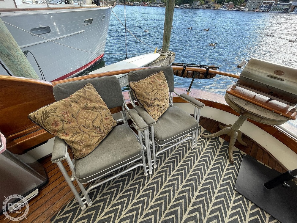 1950 Ed Monk boat for sale, model of the boat is 47 & Image # 29 of 40