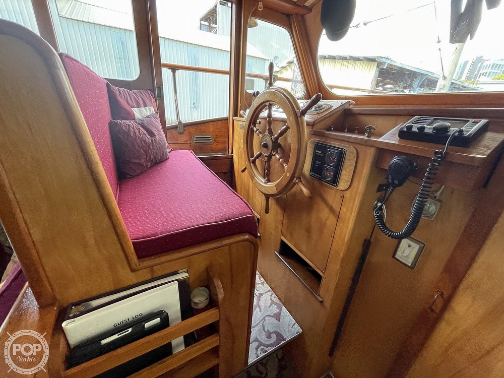 1950 Ed Monk boat for sale, model of the boat is 47 & Image # 11 of 40