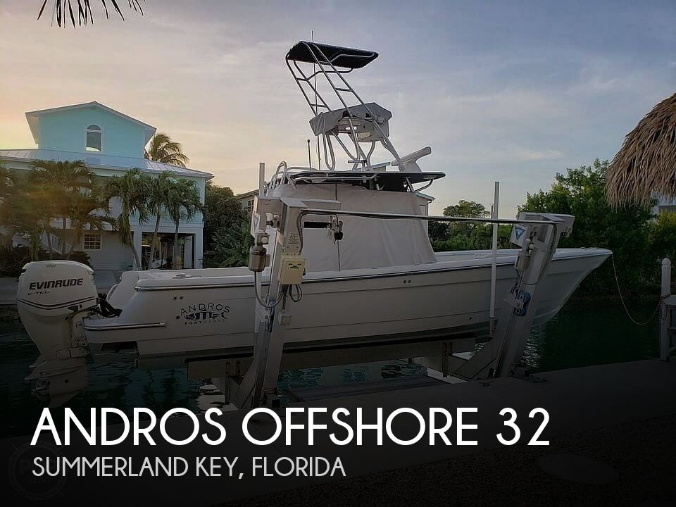 Used Andros 32 Offshore Boats For Sale by owner | 2013 Andros 32 Offshore